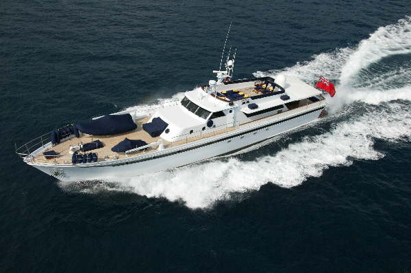 M/Y CHANTELLA